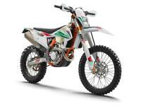 2021 KTM 250 EXC F SIXDAYS ENDURO Motorcycle