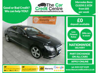 2013 Mercedes-Benz CLS250 2.1CDI (s/s) 7G-T Plus ***BUY FOR ONLY £85 PER WEEK***