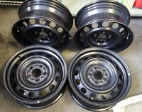 """16 """"  jantes / rims 5-114.3   $ 45.00 CH/EACH Mazda take off new"""