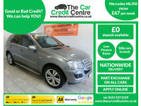 2010 Mercedes-Benz ML350 3.0CDI Blueefficiency Automatic Sport
