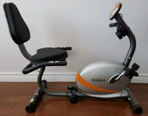 Tempo Fitness Recumbent Bike