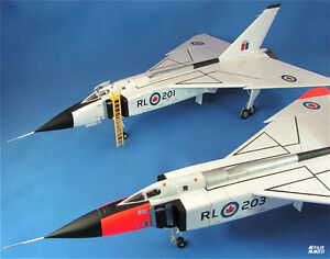 Avro Arrow x 2-  201 & 203 $1000 obo