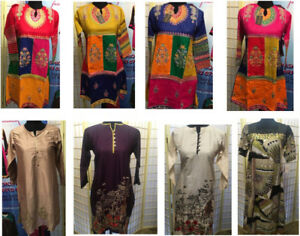 Pakistani Indian Bangladeshi ladies clothing. Shalwar Suits