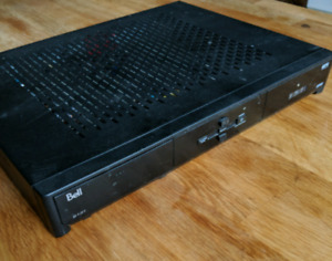 Bell HD+PVR Set Top Satellite Box incl. Remote