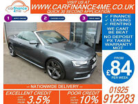 2013 AUDI A5 2.0 TDI SPECIAL EDITION GOOD / BAD CREDIT CAR FINANCE FROM 84 P/WK