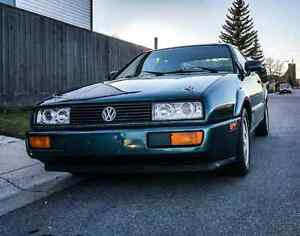 Volkswagen corrado g60 supercharged for sale or trade