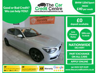 2011 BMW 120 2.0TD d Sport ***BUY FOR ONLY £43 A WEEK***