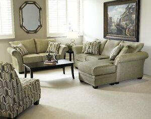 BRAND NEW SERTA SECTIONAL, ONLY $699
