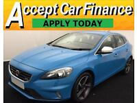 Volvo V40 1.6 D2 ( 115bhp ) ( s/s ) 2013MY R-Design FROM £62 PER WEEK!