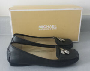 BRAND NEW IN BOX, Michael Kors Hamilton Loafers, 10/10, size 5.5