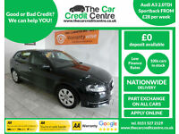 2012 Audi A3 2.0TDI Sportback ***BUY FOR ONLY £28 PER WEEK***