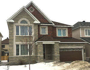 Nearly NEW Arcadia Kanata 4 Bed Home For Sale