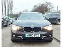 2013 BMW 1 Series 2.0 120D XDRIVE SPORT 5d 181 BHP Hatchback Diesel Manual