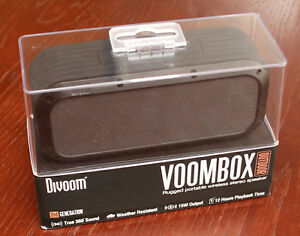 Divoom Voombox Outdoor 2 portable Bluetooth speaker