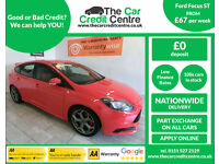 2014 Ford Focus ST 2.0T ( 250ps ) ***BUY FOR ONLY £67 PER WEEK***