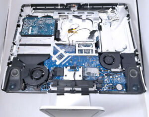 """iMac 20"""" Core 2 Duo 2.66GHz MB324LL/A, REPAIR PARTS & CASE ONLY!"""
