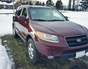 2009 Hyundai Santa Fe GLS [Loaded] - Saftied and E-tested
