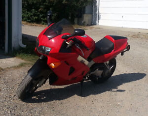 1999 Honda VFR 800Fi Interceptor