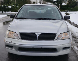 2003 Mitsubishi Lancer Sedan Excellent condition