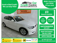 BMW 1 SERIES 2.0 116I ***BUY FOR ONLY £31 PER WEEK***