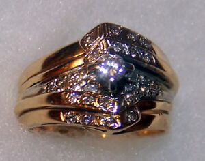 Lady's Diamond ring – Unique Design
