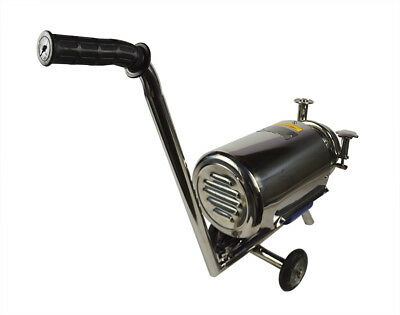 Stainless 110v 304 Food Grade Centrifugal Pump Sanitary Beverage Pump 3 Ton