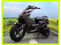 Yamaha YQ Aerox 50 cc- BRAND NEW - available to View/Order Now! CMC STOKE