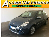Renault Clio 1.5dCi Dynamique Tom Tom FINANCE OFFER FROM £31 PER WEEK!