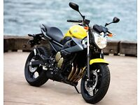 Yamaha XJ6N perfect condition not used anymore 6000miles