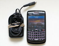 Blackberry 9780 - UNLOCKED - with battery and charger