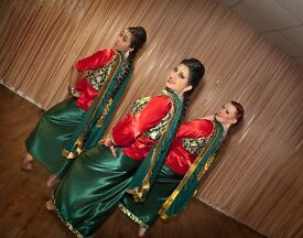 Join a dance group ( Bollywood Bhangra Giddha )