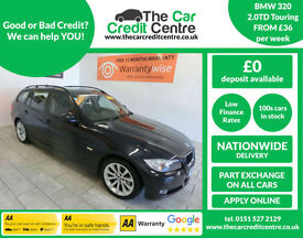 2009 BMW 320 2.0TD Touring Auto Business Edition ***BUY FOR ONLY £36 A WEEK***
