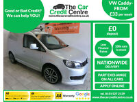 2012 Volkswagen Caddy 1.6TDi ( 102bhp ) BlueMotion Technology C20