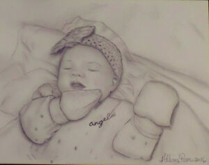 Turn your photo into a beautiful drawing starting at $50.00 St. John's Newfoundland image 10