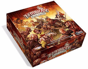 Zombicide Black Plague Minitures Board Game