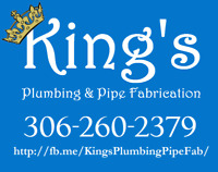 Ticketed Plumbing for Kitchen, Bathroom, Laundry, Outdoor, More!