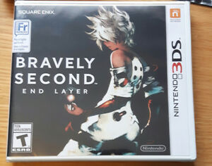 Trading/Selling: Bravely Second: End Layer 3DS