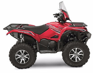 WINDSHIELD Yahama Grizzly 700 2016 - NEW - FREE SHIPPING