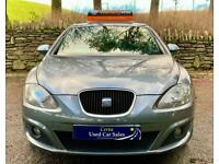 Grey Seat Leon SE COPA 1.6 tdi Diesel Manual 2012 (12) CHEAP Motoring £20 TAX