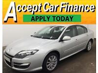 Renault Laguna 1.5dCi ( 110bhp ) FAP 2011MY GT Line TomTom FROM £20 PER WEEK!