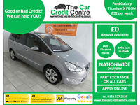 2011 Ford Galaxy 1.6TDCi Titanium X ***BUY FOR ONLY £52 A WEEK***