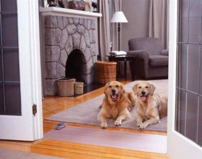 Indoor Electronic Pet Training Dog Cat Repellent Scat Mat battery Athelstone Campbelltown Area Preview