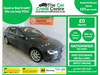 2014 Audi A4 Avant 2.0TDI 177 FULLY LOADED, ***BUY FOR ONLY £55 A WEEK***