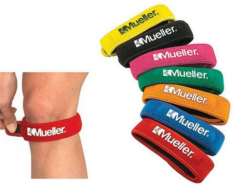 NEW MUELLER JUMPERS RUNNERS KNEE STRAP BRACE BAND PATELLAR S