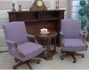 Desk / Parlour Chairs (Quality)