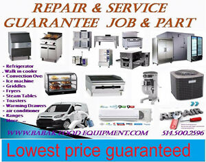 Repair & Service Lowest price guaranteed