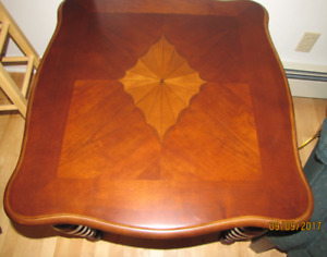exceptional LR tables