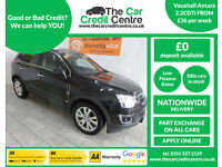 2012 Vauxhall Antara 2.2CDTi` ***BUY FOR ONLY £36 PER WEEK***