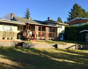 Three bedroom home on a large 8349 sqft lot.