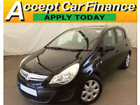 Vauxhall/Opel Corsa 1.2i Exclusiv FINANCE OFFER FROM £25 PER WEEK!